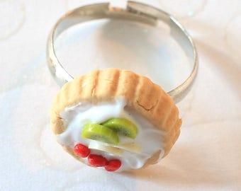 Kiwi Tart Ring