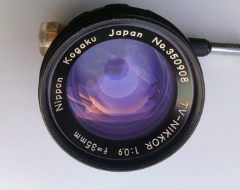 Nikkor 0,9/35 Leica M39