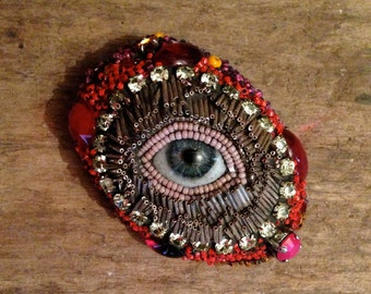 Wall Eye (Hanging) by Betsy Youngquist
