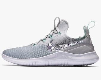 Nike Free TR8 Nike Free TR8 AMP Custom Crystal Nike Sneakers