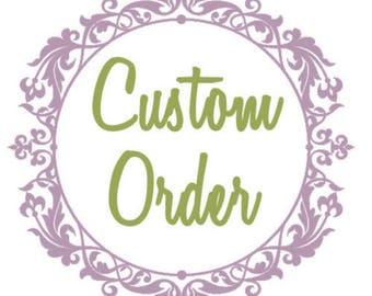 Alexis Vintage - Custom order necklace design