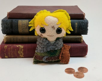 Farmboy Wesley - The Princess Bride plushie (made to order)
