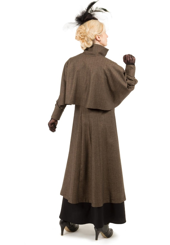 Mademoiselle Coat Janette Cape Edwardian 111103 qSUadCC