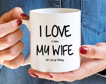 Fishing Mug, Fishing Gift, Funny Fishing Mug, Fishing, Fisherman Gift, Coffee Mug, Gift For Him, Stocking Stuffer For Men, Fishing Mugs