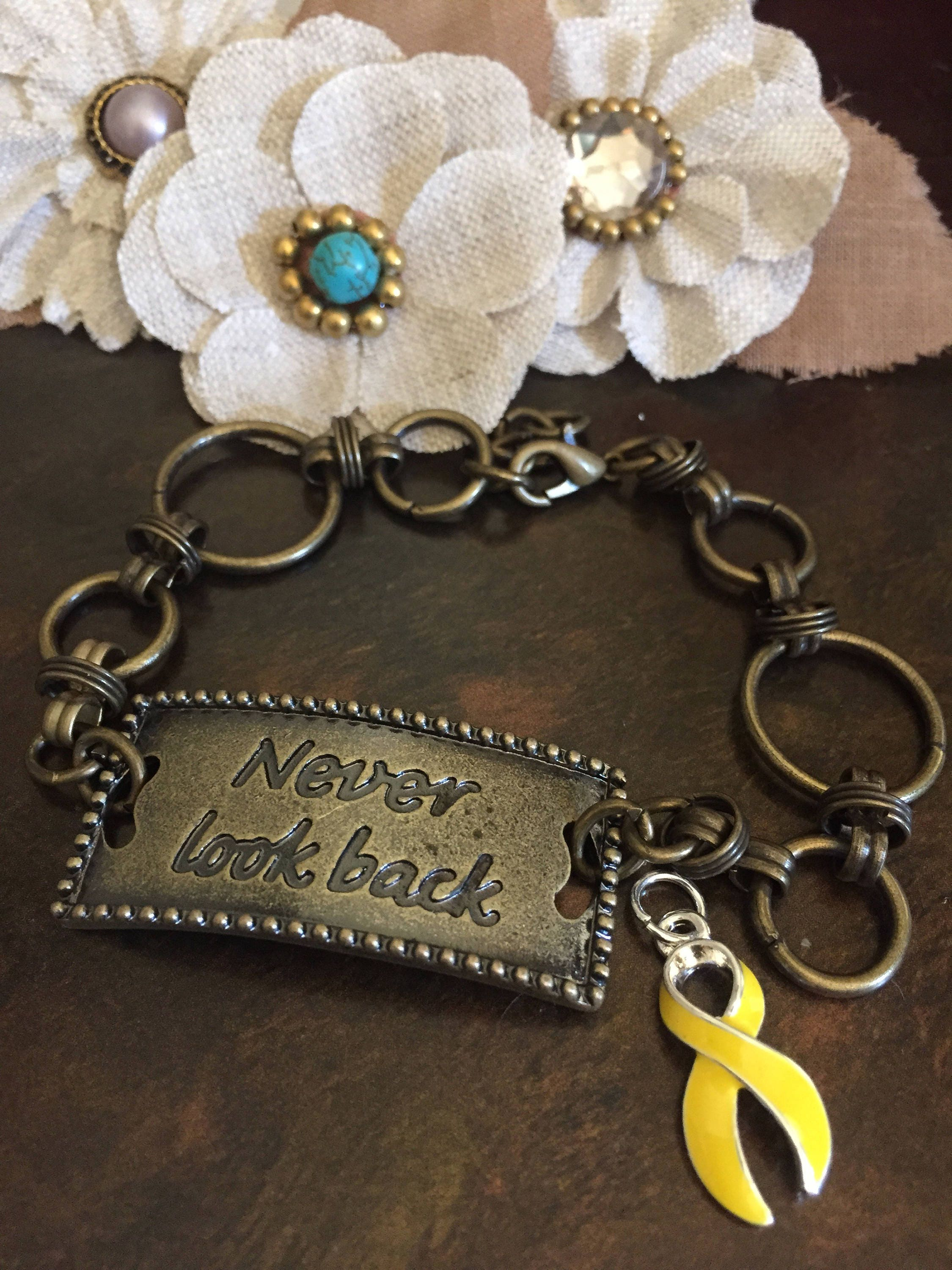 bone or bracelet ribbon to adenosarcoma necklace spina bladder refuse sink pin cancer yellow bifida liver