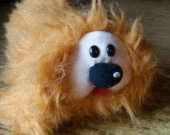vintage Dougal from magic roundabout pencil case