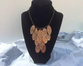 Souvenir Penny Jewelry