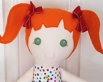Penny - 20 inch cloth doll