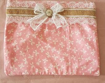cute little pouch pink