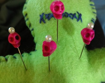 Pins for Poppet dolls