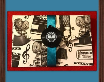 Music record gift card holders / message envelope | vinyl | music | money card | DIY coupon | voucher holder | thank you | invitation