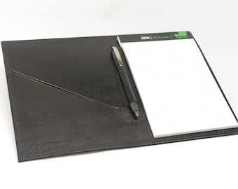Small Leather Notebook