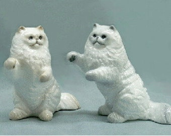 Cat Figurine Miniature
