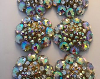 Newbie pasties, crystal AB