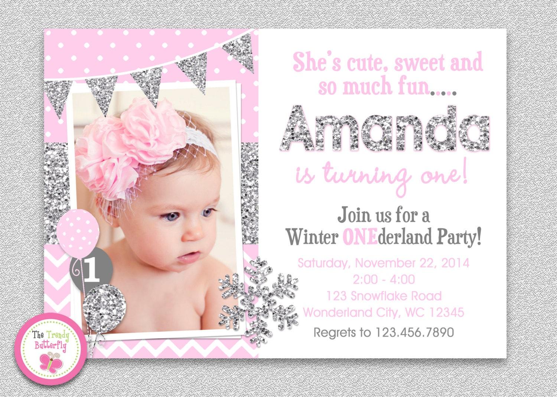 winter birthday invitations Josemulinohouseco