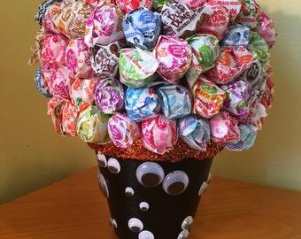 Halloween Lollipop Bouquet