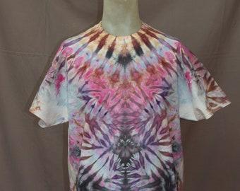 Handmade Ice Dye T-Shirt: X-Large 10