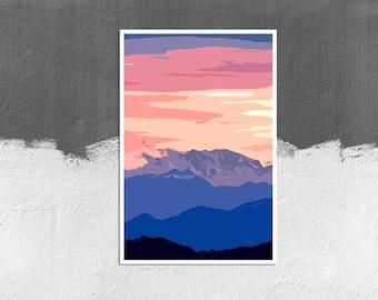 Monte Rosa Switzerland