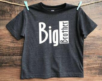Big Brother Tee - Big Brother Shirt - Sibling Shirts