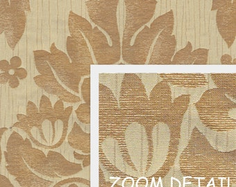 Vintage Tapestry Digital Download Scrapbook Page From Real Tapestry Texture Galore 12 x 12 300 dpi Browns Tans Nice Border Collage Art