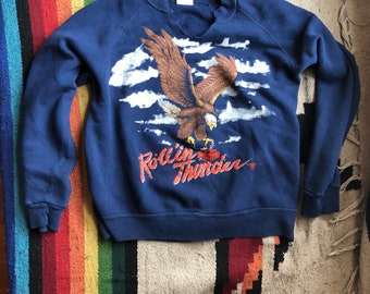 Harley Davidso  OLP Rolling Thunder Pullover