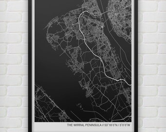 The Wirral Peninsula