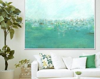Abstract Art,  Abstract Painting, Original Art, Acrylic Painting, Coastal Art,  Large Wall Art,  Canvas Painting,  Contemporary Art