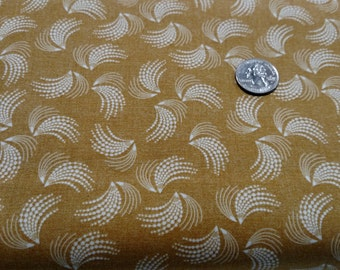 Grey's Court Gold Spray from Andover Fabrics by the yard