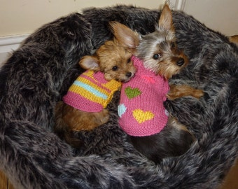 Made to measure Dog jumper, sweater, you choose design. ANYTHING!!