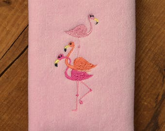 Embroidered ballet hand sports sweat bath towel for a ballerina. Sports  Towel by on Etsy