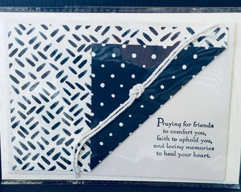 Praying for Friends, Handmade Cards