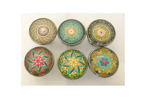 Charmant Moroccan Ornate Decorative Drawer Knobs For Cabinets, Dressers, Doors,  Furniture   6 Pack From ShabbyRestore On Etsy Studio