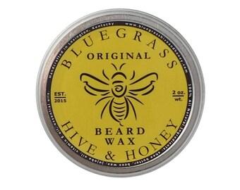 Natural Beard Wax - Original Scent