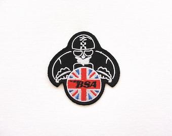 BSA patch