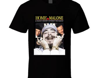 Home Alone - Post Malone T Shirt