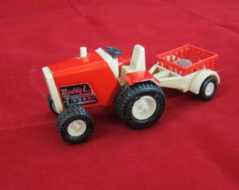Nifty Buddy-L Tractor with Cart