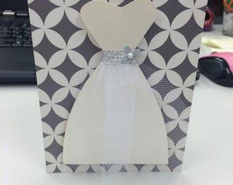 Bridal Shower - Wedding Shower - Card