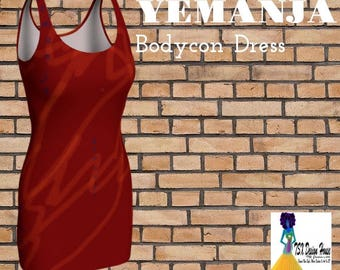 Yemanja Bodycon Dress