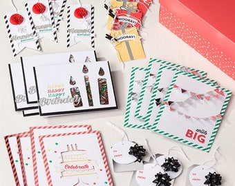 Stampin' Up! Birthday Bright Project Kit