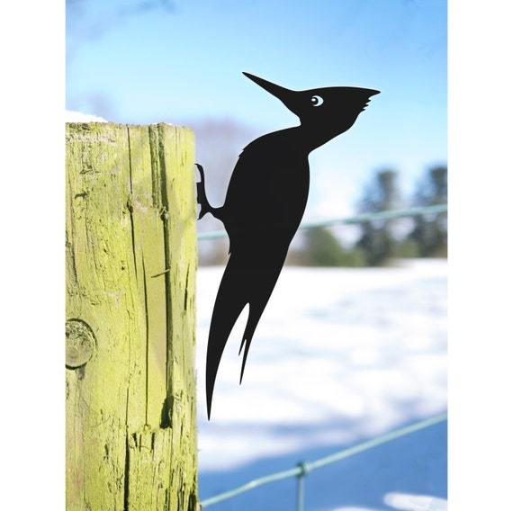 Woodpecker Yard Art, Lawn Ornament