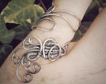 Wire Wrapped Boho Rings for Women, Women's Custom Rings, Boho Style Ring, Bohemian Ring, Boho Jewelry for Women
