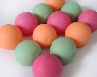 Melon Ball Wax Melts Sample Pack Wax Tarts Candle Melts Fruit Scented Home Fragrance Wax Warmer