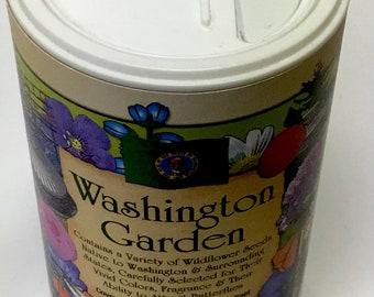 Washington Garden Shaker Can