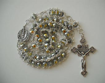 Vitrail Ladder Rosary
