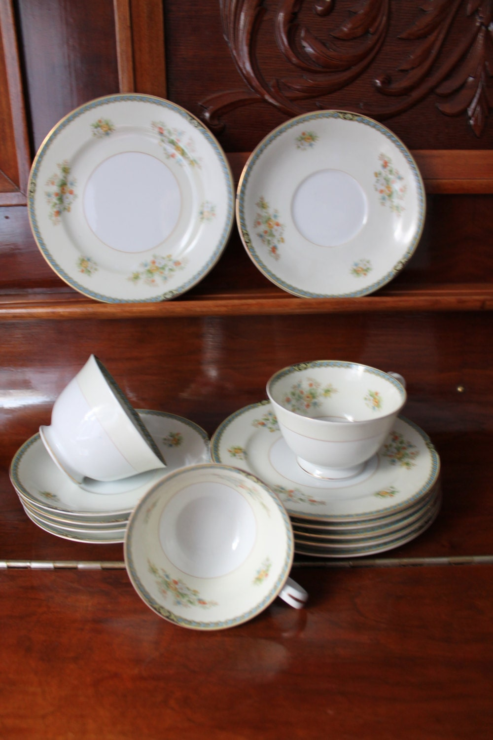 How Do You Find the Date on Noritake China