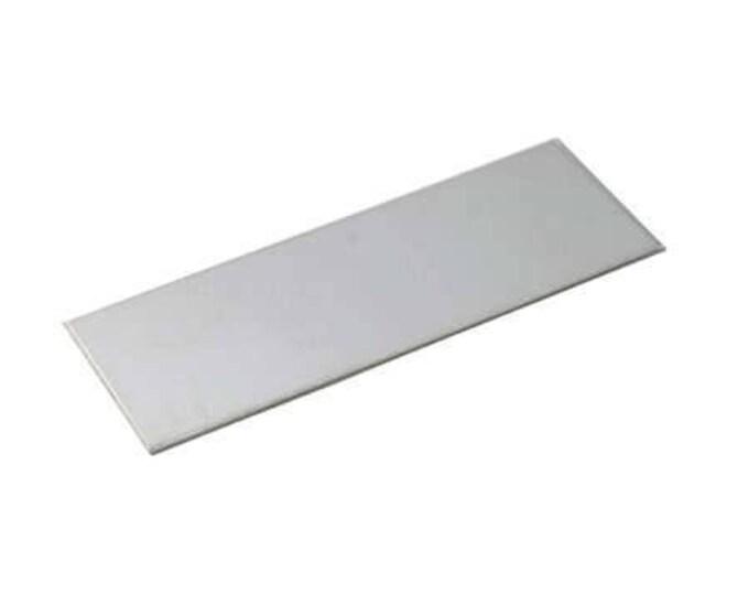 Argentium sterling silver sheet