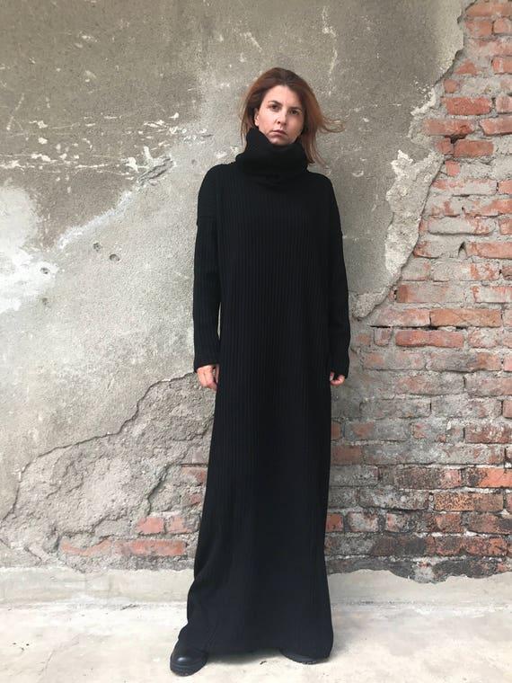 Long Maxi Dress Sweater