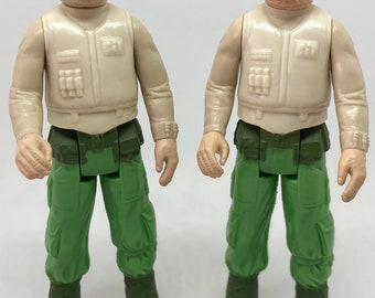 Star Wars (ROTJ) Prune Face - Vintage Kenner action figure