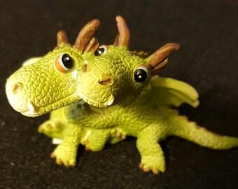 Miniature Fairy Garden - Best Friend Mini Dragon Figurine - NEW