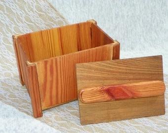 Storage, Trinket, Jewelry, wooden box